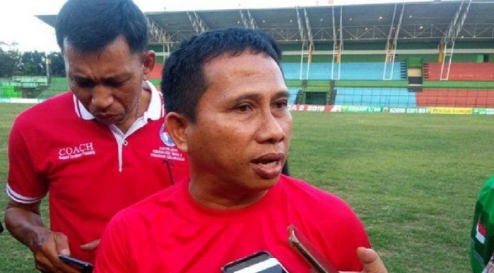 Philep Hansen Pelatih PSMS Medan