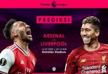 Prediksi Arsenal Vs Liverpool Misi Bangkit Dua Tim Terluka