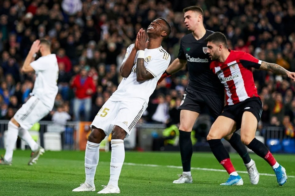 Prediksi Athletic Bilbao vs Real Madrid Tren Kemenangan Berpotensi Putus
