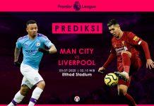 Prediksi Man City Vs Liverpool Ambisi Sang Juara Catatkan Rekor