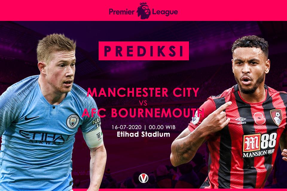 Prediksi Manchester City Vs Bournemouth The Citizens Sedang On Fire