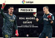 Prediksi Real Madrid vs Getafe Tekad Besar Los Galacticos Pertahankan Pucuk Klasemen