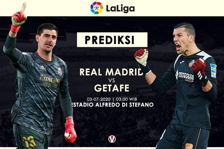 Prediksi Real Madrid vs Getafe: Tekad Besar Los Galacticos Pertahankan Pucuk Klasemen