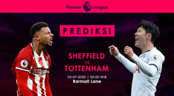 Prediksi Sheffield Vs Tottenham Spurs Bakal Tampil Habis-Habisan