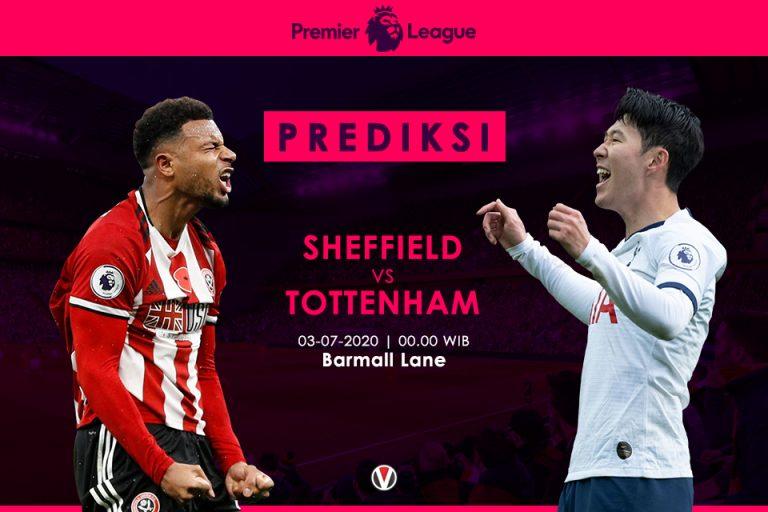 Prediksi Sheffield Vs Tottenham: Spurs Bakal Tampil Habis-Habisan