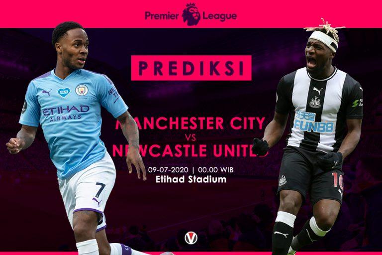 Prediksi Manchester City Vs Newcastle United: Tuan Rumah Masih Di Atas Angin