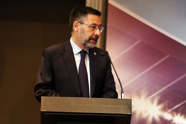 Presiden Barcelona: Sejak La Liga Restart, VAR dan Wasit Selalu Untungkan Madrid