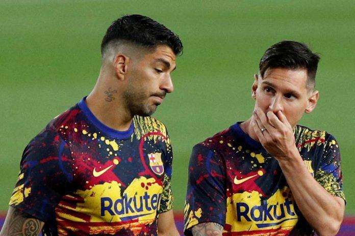 Presiden Barcelona Janjikan Messi Dan Suarez Pensiun Di Camp Nou