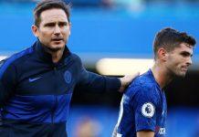 Pulisic Disandingkan dengan Hazard, Lampard Keduanya Pemain Hebat, Tapi...