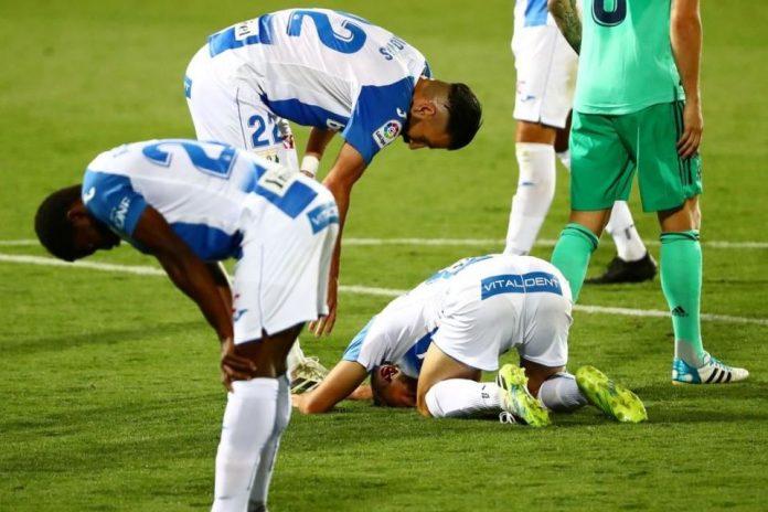 Putus Tren Kemenangan Madrid, Leganes Degradasi Ke Segunda Division