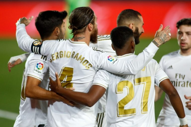 Kemenangan Madrid Terus Dibantu Wasit, Netizen: LaLiga Acara Komedi