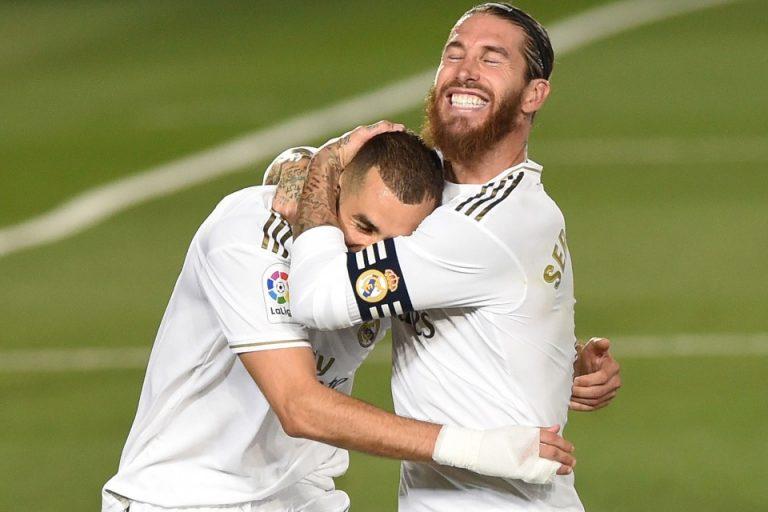 Tanpa Sergio Ramos, Real Madrid Bisa Apa?
