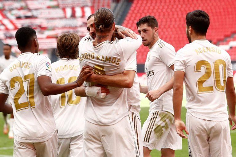 Kokohnya Lini Pertahanan Jadi Kunci Madrid Kuasai Klasemen La Liga