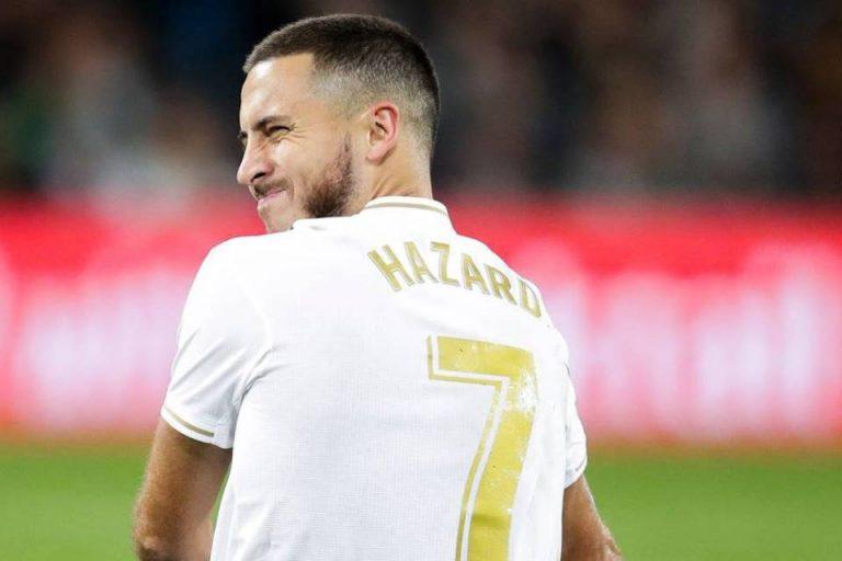 Eden Hazard Terbebani Ekspektasi Besar di Real Madrid