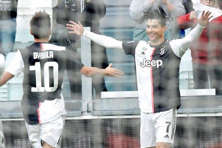 Duet Dybala dan Ronaldo Kian Padu, Ini Kata Sarri!