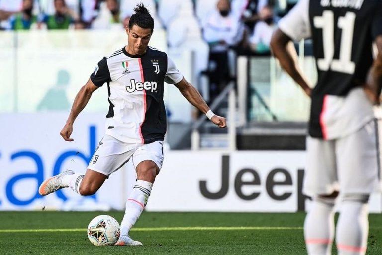 Gol Indah Juventus, Ronaldo: Ini yang Saya Butuhkan Sejak Dulu