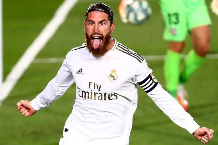 Sergio Ramos Masuk 5 Besar Pemain Dengan Penampilan Terbanyak Di Madrid