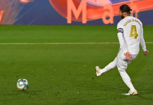 Sergio Ramos penalti
