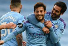 Silva Pantas Menyandang Status Legenda Manchester City