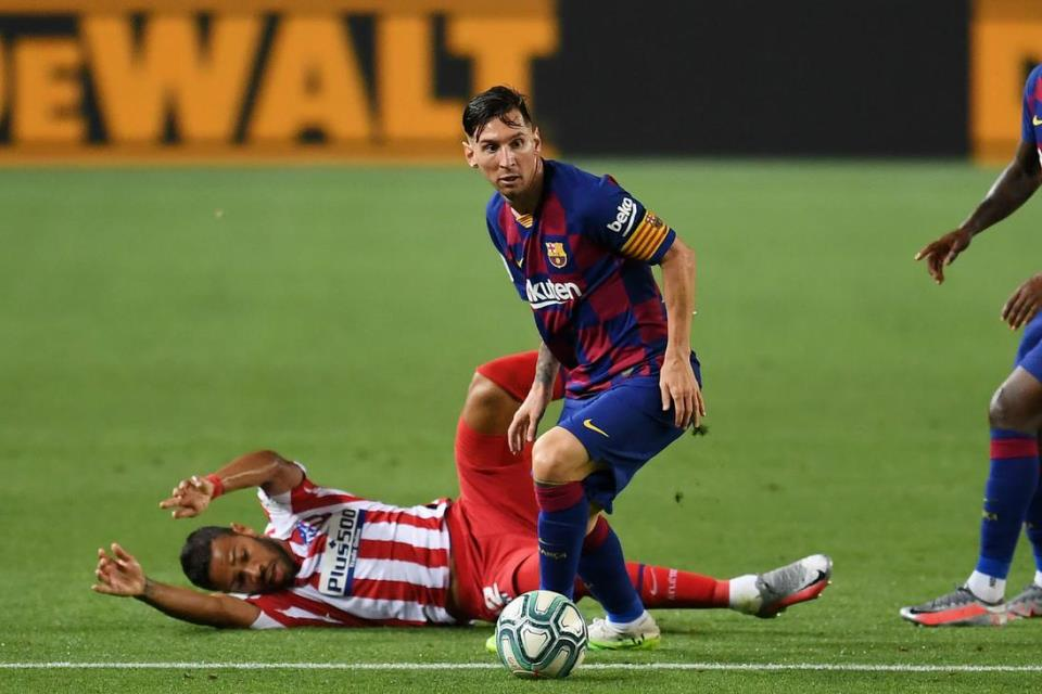 Sinar Messi Meredup Sejak Ditangani Setien