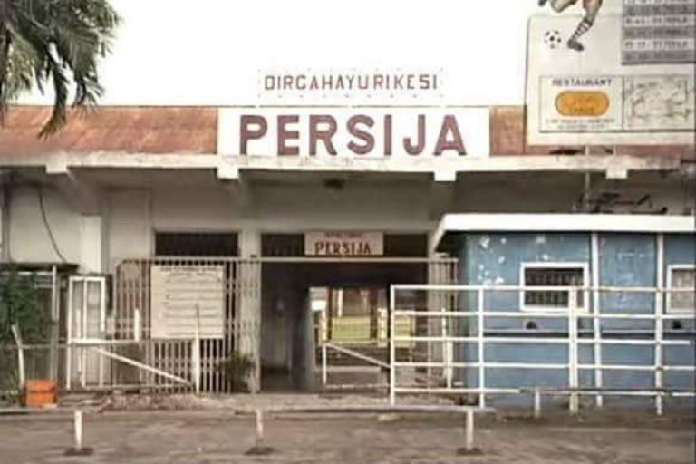 Stadion Menteng Jadi Saksi Bisu Perjuangan Legenda Persija Jakarta