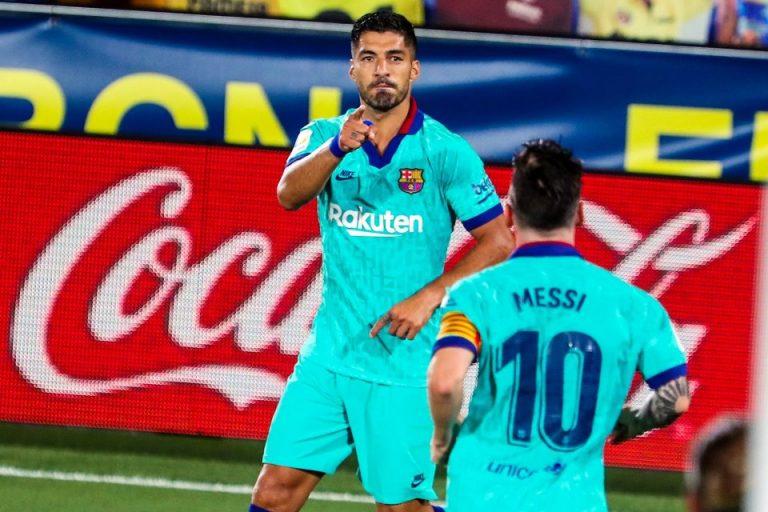 Buang Kesempatan Jadi Juara, Suarez Janjikan Hal Baru Untuk Barcelona
