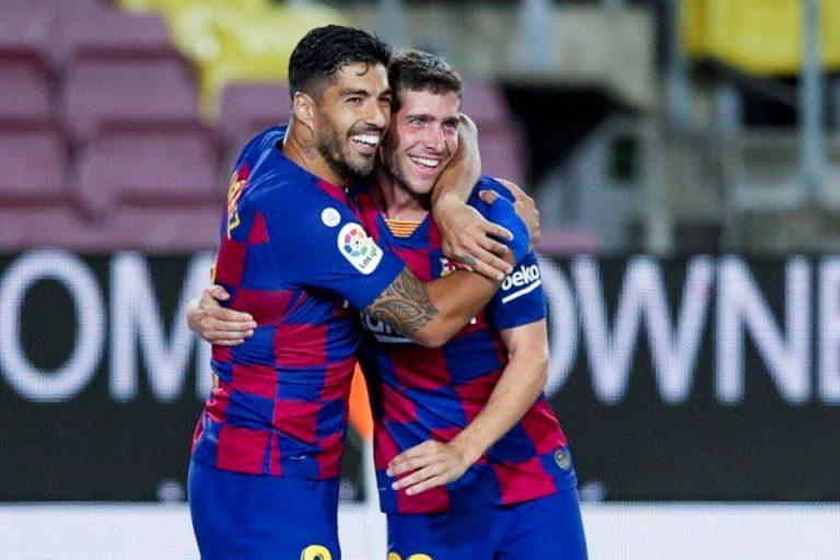 Jadi yang Paling Produktif, Luis Suarez Layak Jadi Legenda Barca?