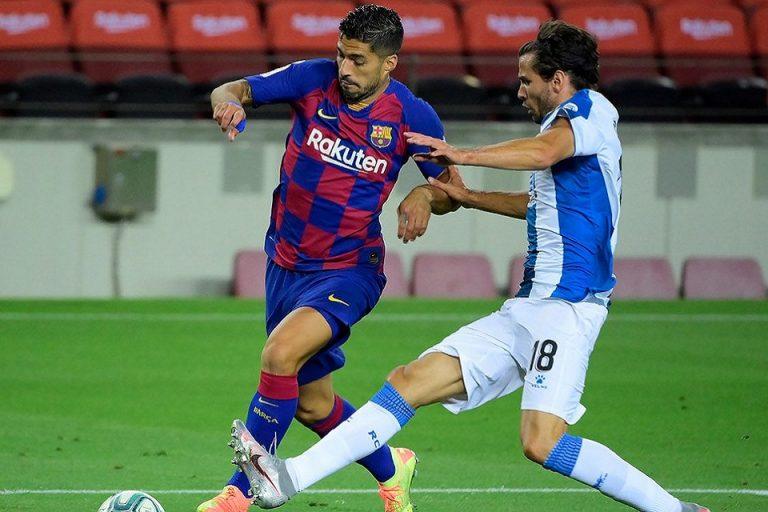 Suarez Sebut Faktor Kelelahan Alasan Barcelona Tampil Kurang Maksimal