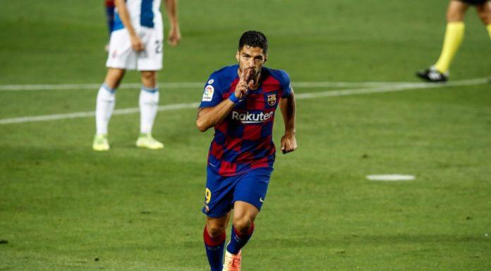 Suarez Siap Bantu Lautaro Beradaptasi Di Barcelona