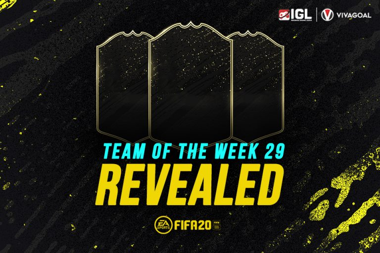 Distribusi Pemain yang Merata di Team of the Weak 29 FIFA 20