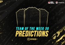 Punggawa Premier Leagye Mendominasi Prediksi Team of the Week 30