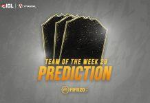 Nama Besar yang Siap Bercokol di Team of the Week 29 FIFA 20