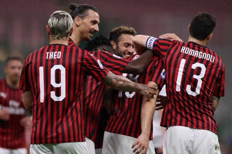 Tembus Liga Europa, Milan Berambisi Obati Luka Lama