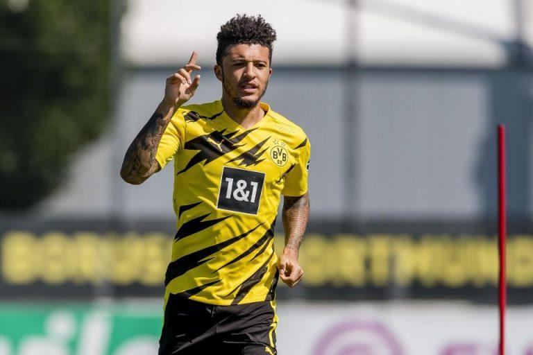 Dortmund dan Man United Belum Temui Titik Temu Tuk Transfer Jadon Sancho