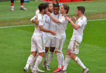 Terus Dapat Hadiah Penalti, Madrid Dibantu Wasit