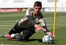 Thibaut Courtois Madrid