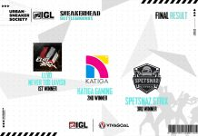 Sneakerhead Battleground USS X IGL Rampung Digelar!