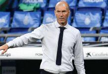 Madrid Sering Dapat Penalti, Zidane Berikan Pendapat