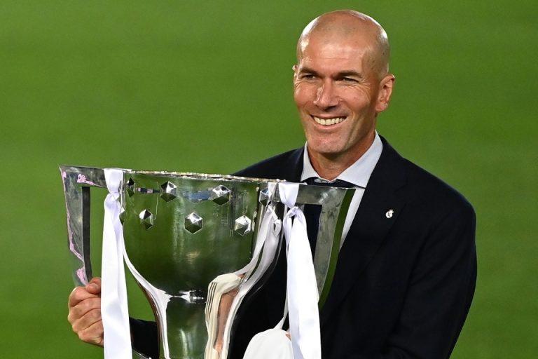 Zidane Tak Perlu Ronaldo Tuk Bawa Madrid Raih Trofi