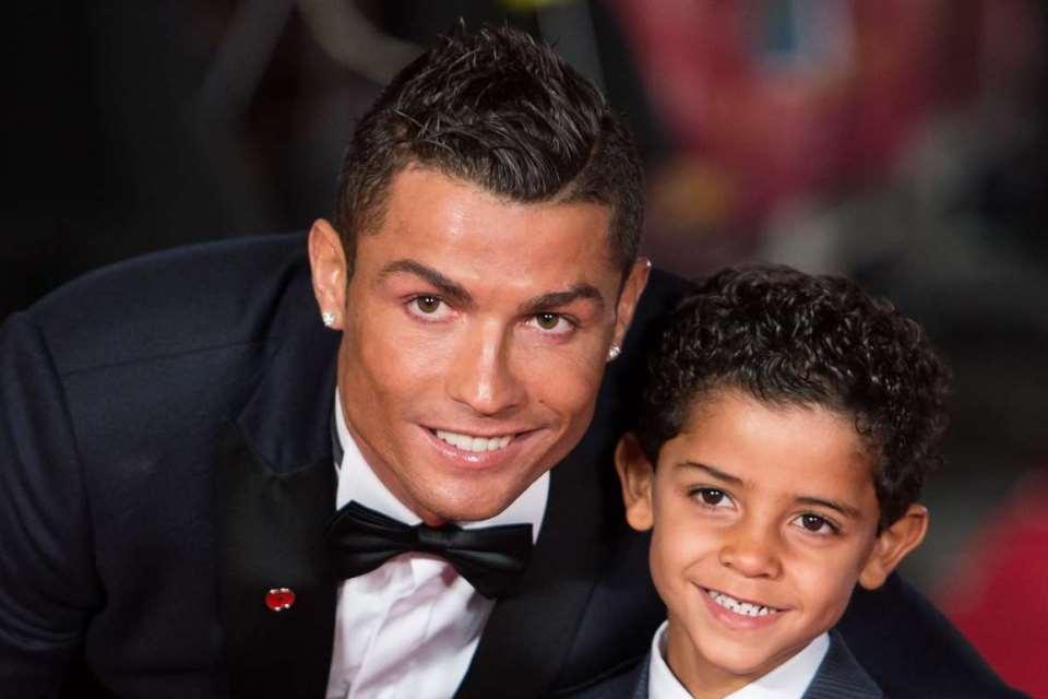 Anak Cristiano Ronaldo Bakal Diperiksa Polisi, Kok Bisa?