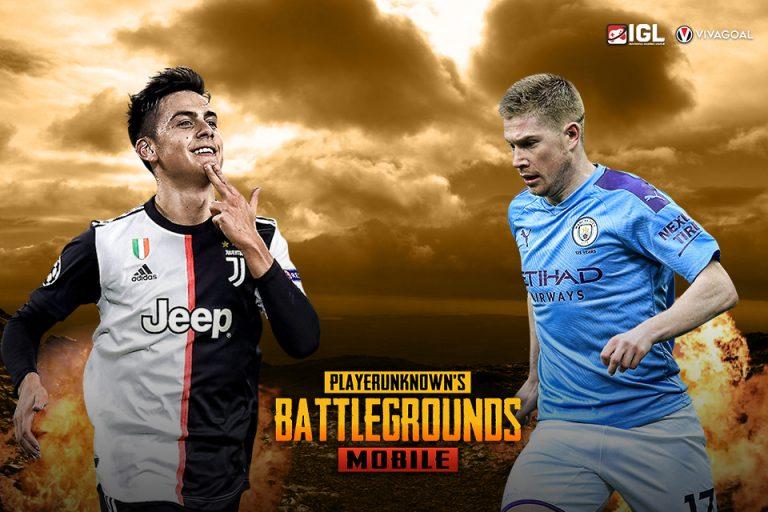 Sepasang Superstar Sepakbola Dunia Meriahkan Turnamen PUBG Fun Match