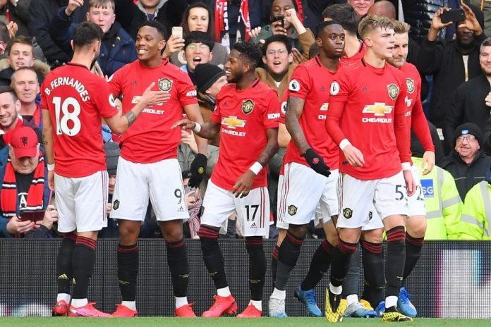 Manchester United skuad 2020