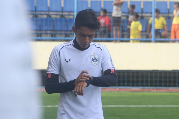 Septian David Maulana PSIS