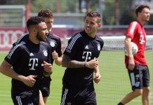 Diam-Diam, United Pantau Punggawa Bayern Munchen
