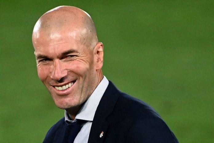 Ada Zidane, Madrid Diyakini Bisa Balikkan Situasi Kontra Man City