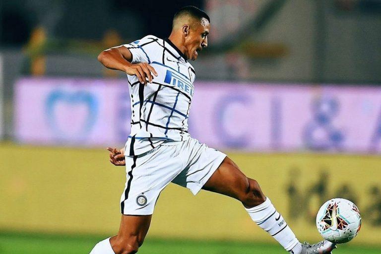 MU Siap lepas Alexis Sanchez, Inter Berani Tebus?