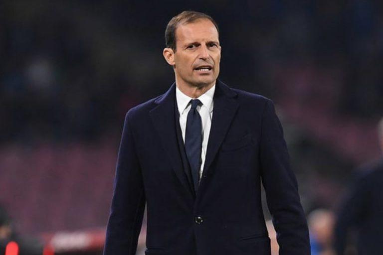 Ribut dengan Manajemen, Allegri Selangkah Lagi Gantikan Antonio Conte