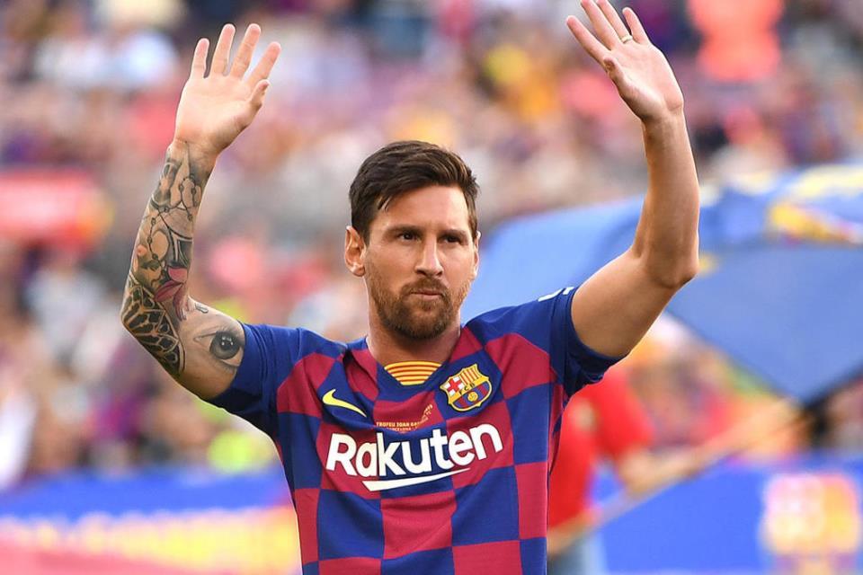 Ambisi Datangkan Messi, Presiden Inter Pontang-panting Cari Sponsor di China