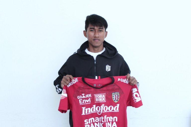Demi Karier Jangka Panjang, Anan Lestaluhu Mundur Dari Bali United