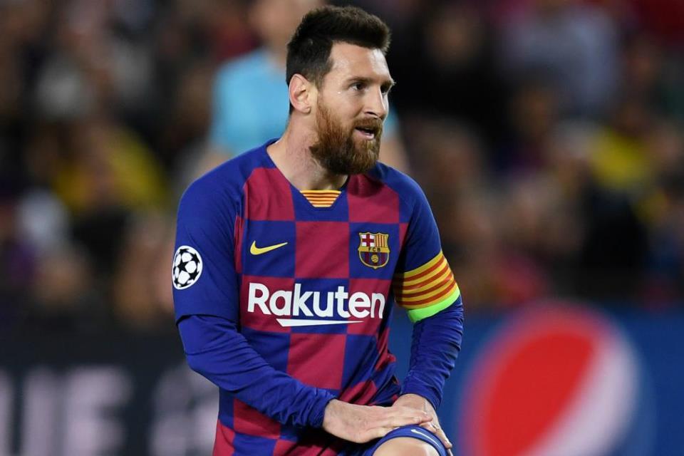 Anggaran Terbatas, Inter Tak Kejar Messi